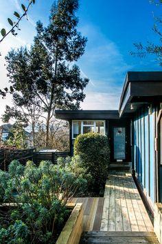 Stylepark Walter Segal Houses London Selfbuilders