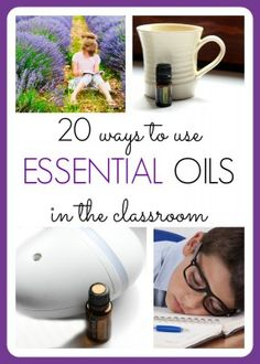 Essential oils enteredmy family's life this past fall. I immediately noticed positive changes in sensory integration related behavior, my energy level, our moods, and my family's overall health. I eventually connected with other parents and teachers in the same boat. All of us have seen positive differences in our homes and classrooms. I haveshared with you a few ways that we use essential oils in our home.To add tothose ideas, this post includes ways to use essential oils in the…