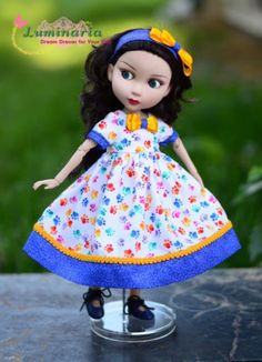 Puppy-Love-Dress-Outfit-Clothes-for-14-Tonner-Patience-by-Luminaria $56