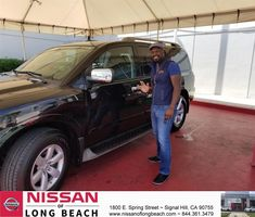 Congratulations Chateau on your #Nissan #Armada from Jose Lopez at Nissan of Long Beach!  https://deliverymaxx.com/DealerReviews.aspx?DealerCode=RHAF  #NissanofLongBeach
