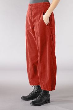 OSKA Adita Corduroy Trousers