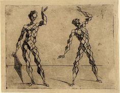 Giovanni Battista Bracelli - Bizzarie di varie figure - 1624