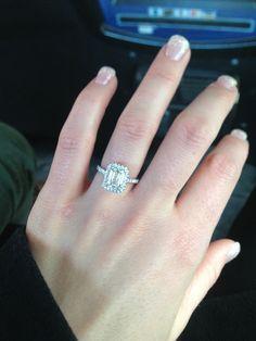 Long time lurker engaged! - Weddingbee