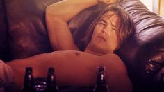 """When he looked into the sun while laying on this couch. 25 Times Tim Riggins From """"Friday Night Lights"""" Made You Wish You Were An Everyday Object Tim Riggins, Shattered Heart, Regina George, 1 Gif, Taylor Kitsch, Friday Night Lights, Hottest Male Celebrities, Clear Eyes, Stephen Amell"""