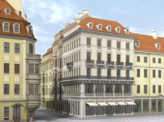 Reconstruction of Dresden's Neumarkt (New Market) - Page 277 - SkyscraperCity