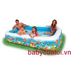 Bể bơi phao INTEX 58485