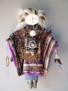 The Art of Healing Dolls: Julie Mitchell's Spirit Figures