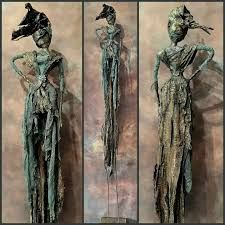 sculptures powertex - Google Search Sculptures, Photo, Greek Statue, Statue, Sculpture, Art, Mixed Media Canvas Steampunk
