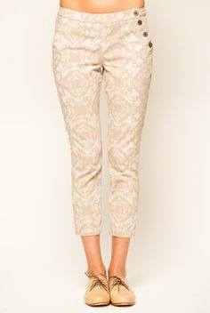 dock trouser - stewart and brown