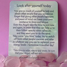 Free Angel Card - Mary Jac - A Pocketful of Angels - Free Angel card reading