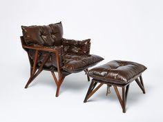 Gilberto easy chair Poltrona Gilberto Design Paulo Alves Photo Victor Affaro