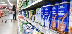 Supermarkt: Starke Konzentration in der Branche