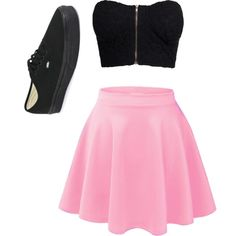 Untitled #96 by dramadive on Polyvore featuring polyvore, fashion, style, NLY Trend and Vans