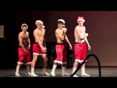 My life has been made. Funniest remake if Mean Girls Jingle Bell Rock Ever!! I wish SOMEONE at our school would do this!!!
