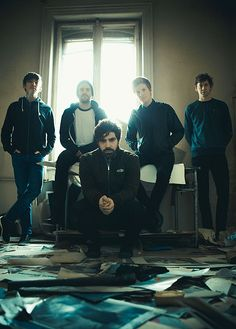 "Obsessed with Foals right now. Their new album ""Holy Fire"" is amazing. LOVE."