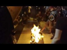 Demonstrators Burn Flag of Israel at DNC - Breaking Israel News. Um, guys? Seriously, you don't want to mess with Israel! Turn to G*D now & repent before it's too late!