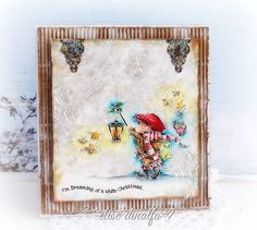 Dreaming of a White Christmas . White Christmas, Christmas Cards, Lily Of The Valley, Love Affair, Christmas Traditions, Stampin Up, Stamps, Card Making, Inspirational
