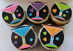 Cocktail Cupcakes | Flickr - Photo Sharing!