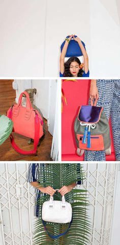Color Pop Purses : Meredith Wendell Cruise 2013