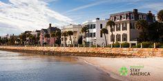 #Charleston #SouthCarolina #BatteryPark