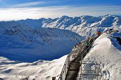 Hochgurgl Obergurgl Tirol Austrian Alps Austria photograph picture poster print #hochgurgl #tirol #austria #art #picoftheday