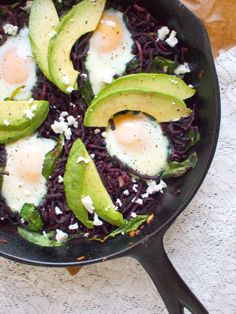 chipotle (purple!) sweet potato breakfast skillet | bloom & nourish #paleo #breakfast