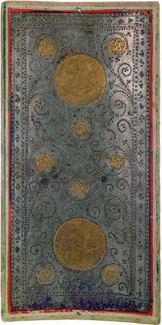 Carte da gioco Tarocchi Visconti-Sforza