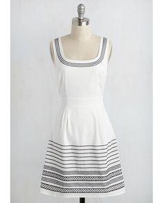 Sunny Girl PTY LLTD Ketch My Drift? Dress from ModCloth | ShapeShop
