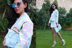 Hadia Ghaleb Day 2 Style Diary!