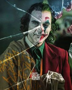 An awesome list of 25 artworks and fan arts that were inspired by this new blockbuster starring Joaquin Phonenix we're all sure is going to become a proper cult movie. Joker Film, Joker Dc, Joker And Harley Quinn, Joaquin Phoenix, Joker Frases, Joker Quotes, Fotos Do Joker, Joker Phoenix, Joker Poster