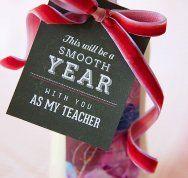 Smooth Year Teacher Gift {Free Printable}