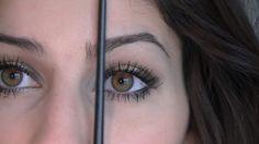Comment se maquiller les sourcils pour intensifier son regard?