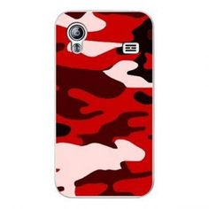 Instacase Camouflage Red Hard Case for Samsung Galaxy Ace S5830 #onlineshop #onlineshopping #lazadaphilippines #lazada #zaloraphilippines #zalora