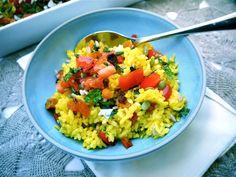 Brilliant Rice Salad   The Hungry Australian