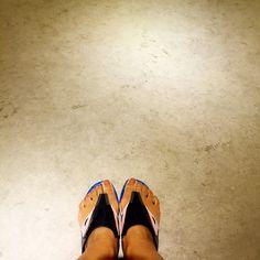 My Fendi flip flop