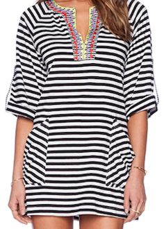 Love this coverup - on sale!