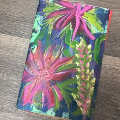 {FLORAL delight} FREE spirit handmade art journal
