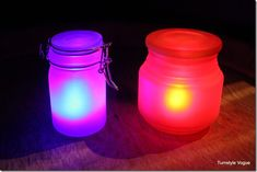 Bright Ideas For A Neon Glow In The Dark Party! - B. Lovely Events - B. Lovely Events
