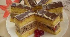 Finom szelet Nutella, Tiramisu, Food And Drink, Cooking Recipes, Ethnic Recipes, Drinks, Bakken, Recipes, Drinking