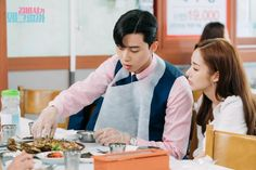 Thư ký Kim: Jung Yoo Mi tái hợp với Park Seo Joon qua vai diễn khách mời Liệu có cản trở Park Min Young?