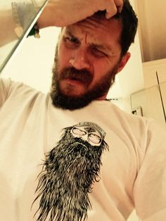 "Tom Hardy Dot Org - ""Bearded man T. Everyone needs the Rugmans beardy..."