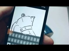 Adobe Shape CC to turn shapes into vectors - YouTube