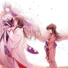 Inuyasha Funny, Rin And Sesshomaru, Seshomaru Y Rin, Inu Yasha, Couple Art, Anime Ships, Manga Anime, Naruto, Fan Art
