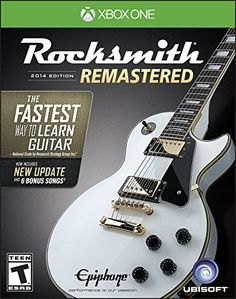 [$29.99 save 50%] Amazon Deal of the Day: Save Big on Rocksmith and Rocksmith  Epiphone Bundles #LavaHot http://www.lavahotdeals.com/us/cheap/amazon-deal-day-save-big-rocksmith-rocksmith-epiphone/141668?utm_source=pinterest&utm_medium=rss&utm_campaign=at_lavahotdealsus