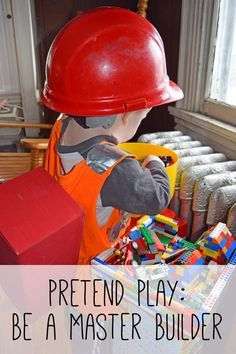 Your kids can be a Master Builder any time if you make them this DIY Lego Movie Emmet costume for dramatic or pretend play.