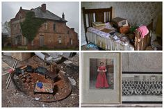 """""""Red Dress Manor"""", Wales 