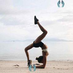 Full yoga position.<br> Yoga Fitness, Fitness Video, Health Fitness, Health Yoga, Dieta Fitness, Workout Fitness, Yoga Inspiration, Fitness Inspiration, Style Inspiration