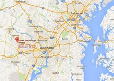 washington dulles international airport map maps pinterest
