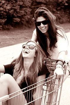 too much fun with the shopping cart xD