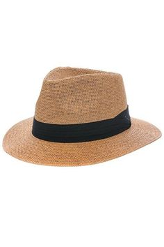 c13088c81bcdd Large Brim Straw Hat With Tassel Embroidery Band